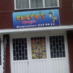 Chavo's Burguer en Bogotá