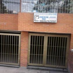 Distribuidora CEPP & CIA en Bogotá