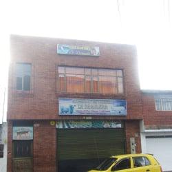 Expendio de Carnes La Brasilera en Bogotá