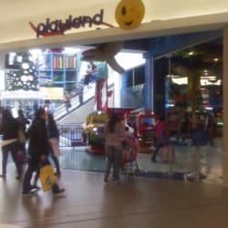 Playland Titán Plaza en Bogotá