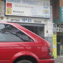 Car West Autopartes en Bogotá
