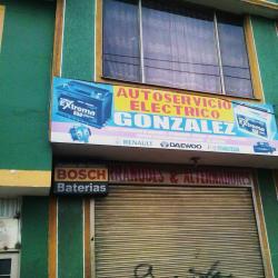 Autoservicio Eléctrico Gonzalez en Bogotá