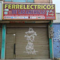 Ferrelectricos De Las Amèricas en Bogotá