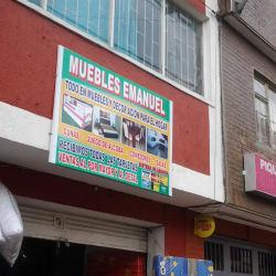 Muebles Emanuel Diagonal 46B en Bogotá
