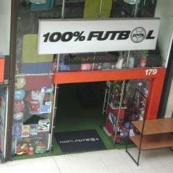 100% Fútbol Metrópolis en Bogotá