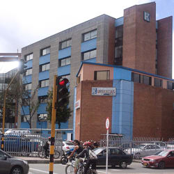 Hospital Occidente Kennedy en Bogotá