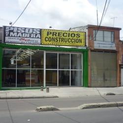 Texturas y Matices S.A. Calle 129 en Bogotá