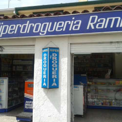 Hiperdroguería Ramírez 154 en Bogotá