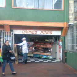 Carnes Finas Calle 1 con 28F en Bogotá