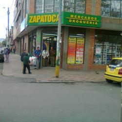 Supermercado Zapatoca Carrera 65 con 4B en Bogotá