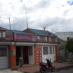 Restaurante Calefour en Bogotá