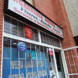Cigarrería Andina en Bogotá