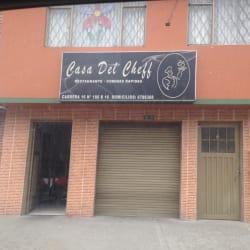 Casa del Cheff en Bogotá