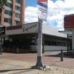 Restaurante Carbón Express en Bogotá