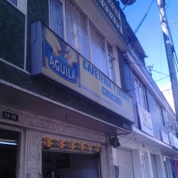 Cafetería y Licores Chucuri en Bogotá