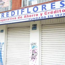 Cooperativa de ahorro y crédito crediflores en Bogotá