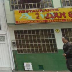 Llan Shen en Bogotá