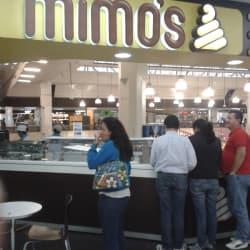 Helados Mimo's Cafam Floresta en Bogotá