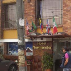 Hotel Normandía en Bogotá
