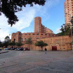 Plaza de Toros La Santamaría en Bogotá