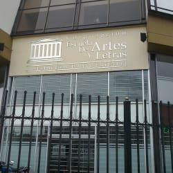 Escuela de Artes y Letras en Bogotá