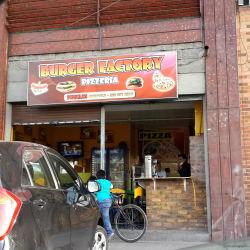 Burguer Factory Pizzería en Bogotá