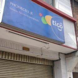 Phonocel JE en Bogotá