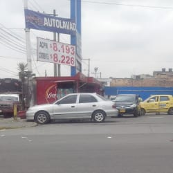 Auto Lavado Carrera 22 con Calle 9A en Bogotá