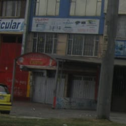 Plotter Transversal 73A Bis en Bogotá