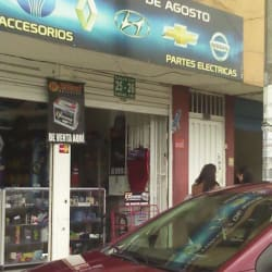 Multielectricos 7 de Agosto en Bogotá