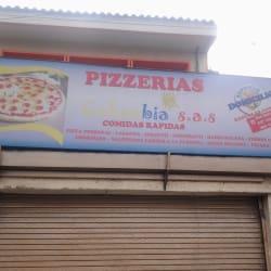 Pizzería Colombia S.A.S. en Bogotá