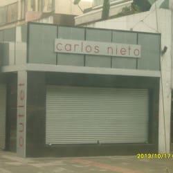 Carlos Nieto Carrera 15 con 88 en Bogotá