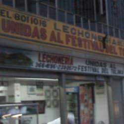 Lechonería Unidas Al Festival Del Tolima en Bogotá