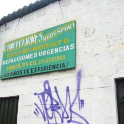 Confecciones Agus-sport en Bogotá
