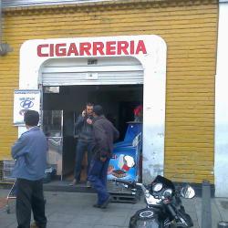 Cigarrería Carrera 27A en Bogotá