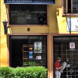 La Monferrina Macarena en Bogotá