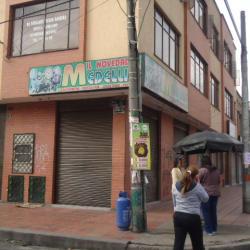 Mil Novedades Medellín en Bogotá