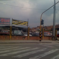 Servicio de Grúas en Bogotá