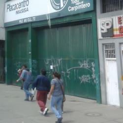 Placa Centro Calle 72 en Bogotá