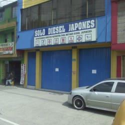 Solo Diesel Japonés en Bogotá