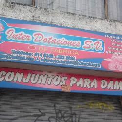 Inter Dotaciones SV en Bogotá