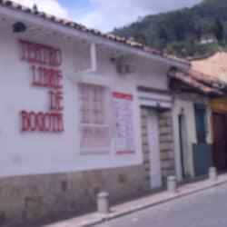 Teatro Libre Centro en Bogotá