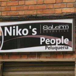 Niko's People Peluquería en Bogotá