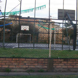 Cancha Microfútbol San Jorge en Bogotá