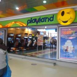 Playland Salitre en Bogotá