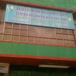 Centro Misionero Bethesda Calle 75 en Bogotá
