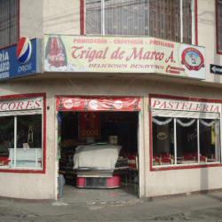 Panadería Cafetería Pastelería El Trigal De Marco A en Bogotá