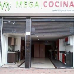 Mega Cocinas Carrera 68 con 43 en Bogotá