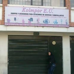 Koimpor E.U. en Bogotá