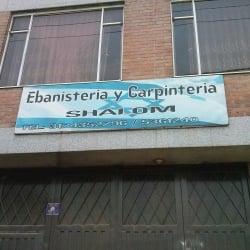 Ebanistería y Carpintería Shalom en Bogotá
